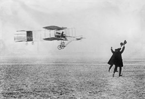 the wright brothers first air plane flight
