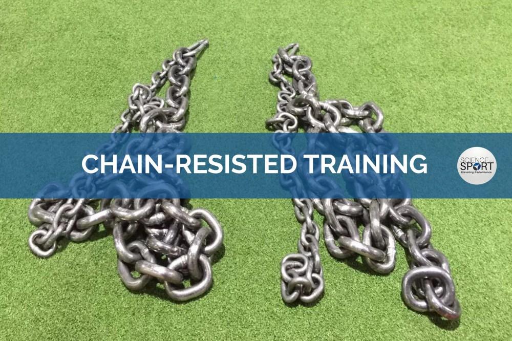 medium resolution of chain resistance training