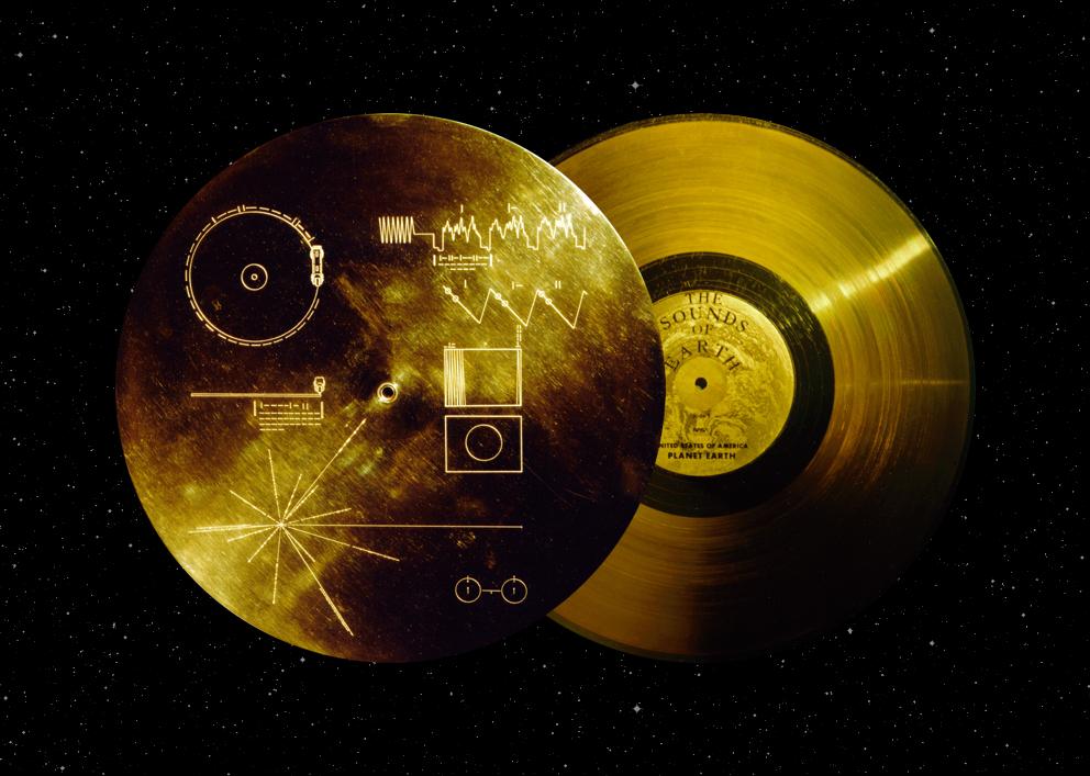 Solar System Wallpaper Hd Remaster The Golden Record Science Friday