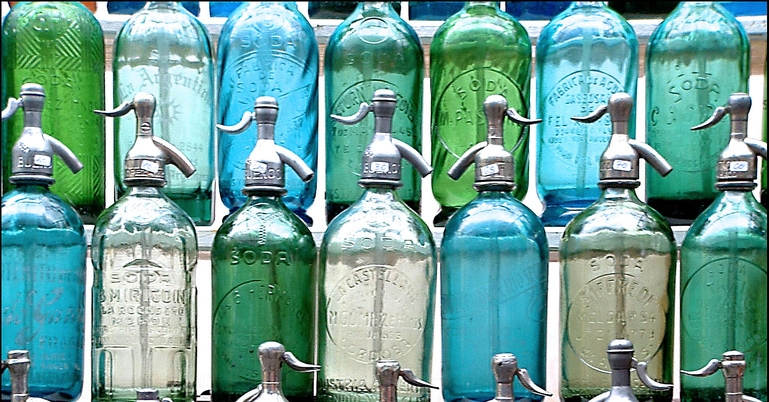 Fizzy Water | Science History Institute