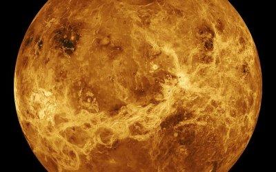 Life-Friendly Venus? – September 25, 2019