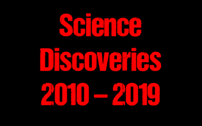 Discoveries of the Decade – January 1, 2020