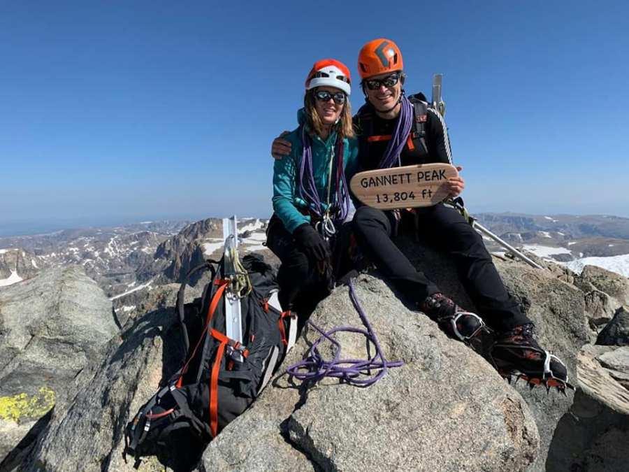 Gannett Peak – July 8, 2020