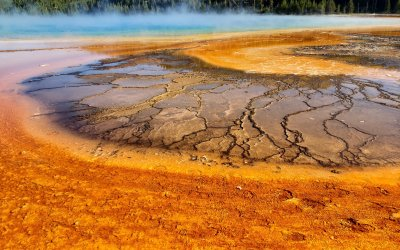 Yellowstone Supervolcano – July 15, 2020