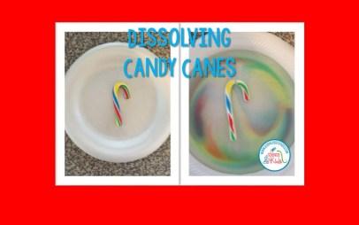 candy cane science www.scienceisforkids.com