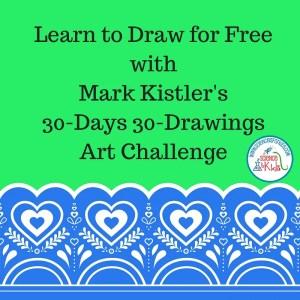 Drawing Lessons: Mark Kistler 30-Days Challenge