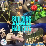 Building Animal Habitats with STEM Toys