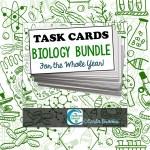 task cards for biology