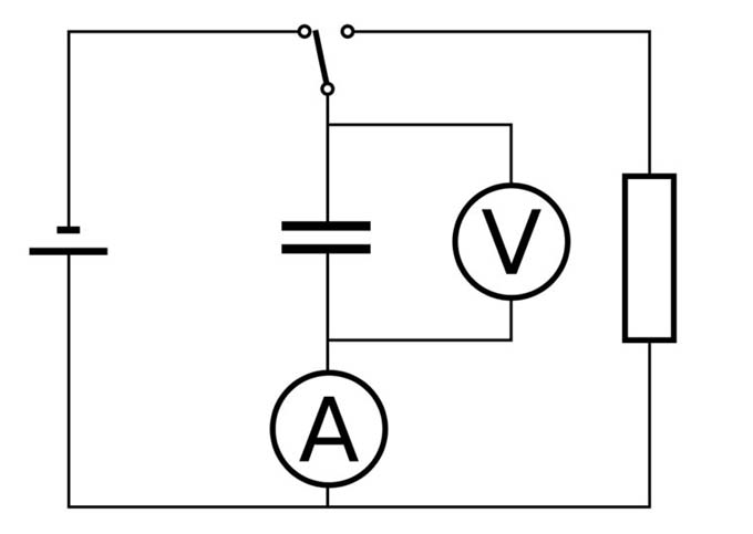 Electricity Circuit Diagram Physics Pictures Photos