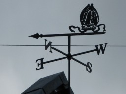 make a wind vane