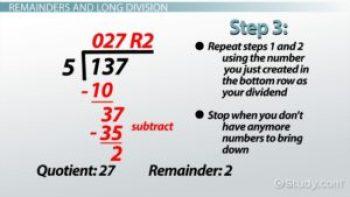 division solving