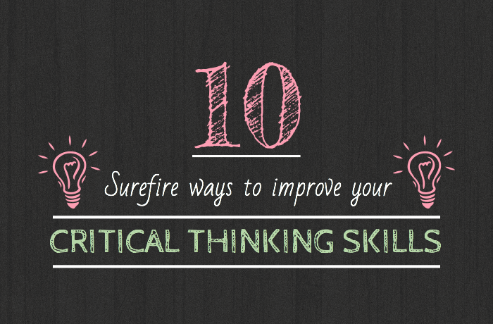 How to improve your thinking ability