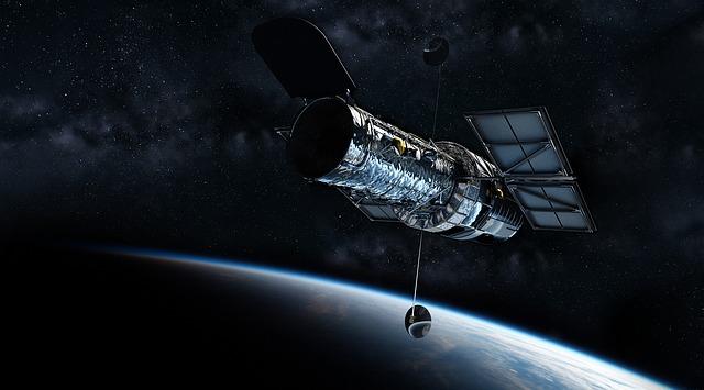 Hubble telescope observes deep space