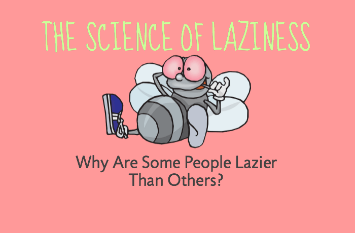 The Science behind Laziness Couch Potato? It's all in Your Genes