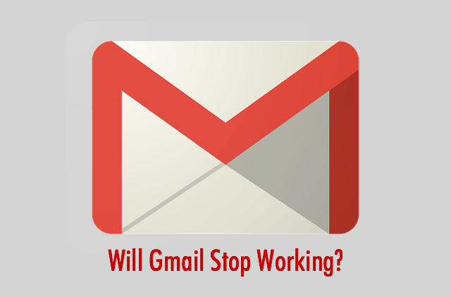 Will Gmail Stop Working? What Measures Should Users Take? Gmail Will Stop Working on Older Versions of Google Chrome