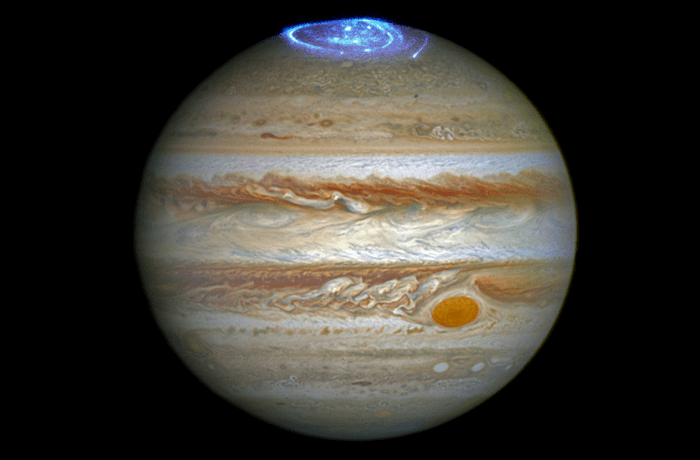 The Great Cold Spot: Jupiter Shows Astronomers a New Spot