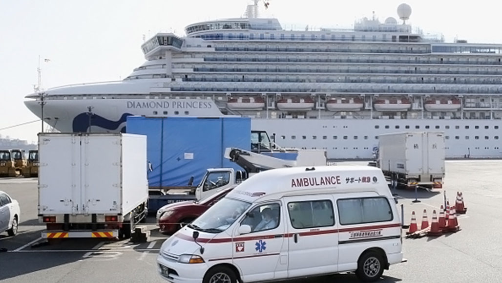 Cruise ship outbreak helps pin down how deadly the new coronavirus ...