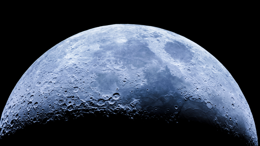 Water exists on sunny parts of the moon, scientists confirm | Science News