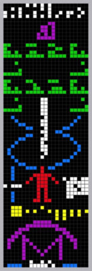 first radio message for aliens