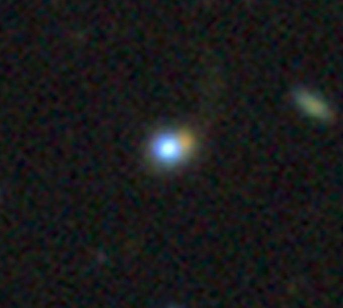 cold quasar CQ 4479