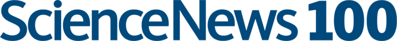 logo that says Science News 100