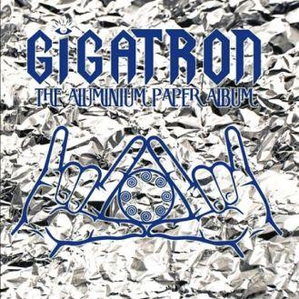"""Gigatron """"Aluminium Paper Album"""""""