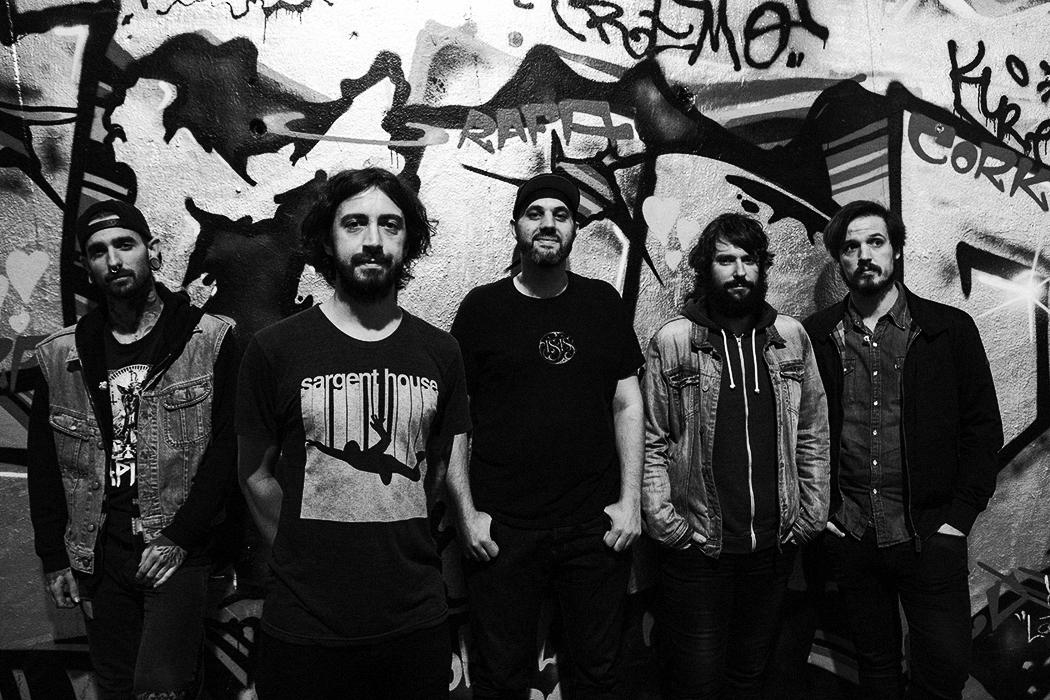 Las bandas del Actitud Fest (I) - ÀNTEROS: 'Muchas bandas tienden a pensar que si vas a tocar fuera de Barcelona no vendrá ni el tato'