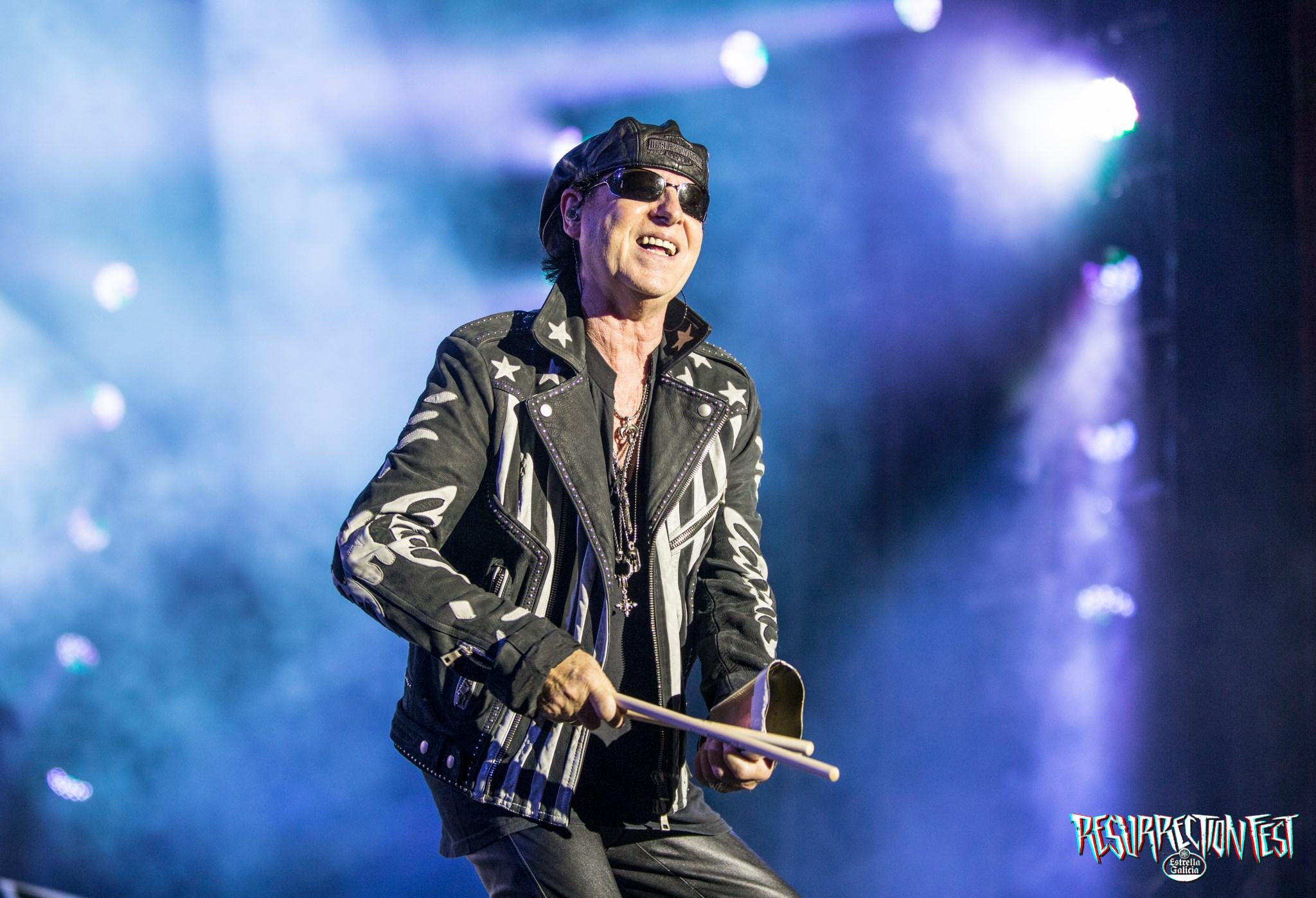 Scorpions - Foto Resurrection Fest