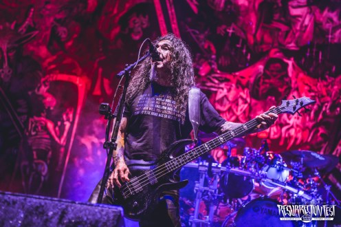 Slayer - Foto Resurrection Fest