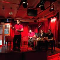 Obsidian Kingdom nos muestran toda la chicha en la presentación de su nuevo disco en Barcelona