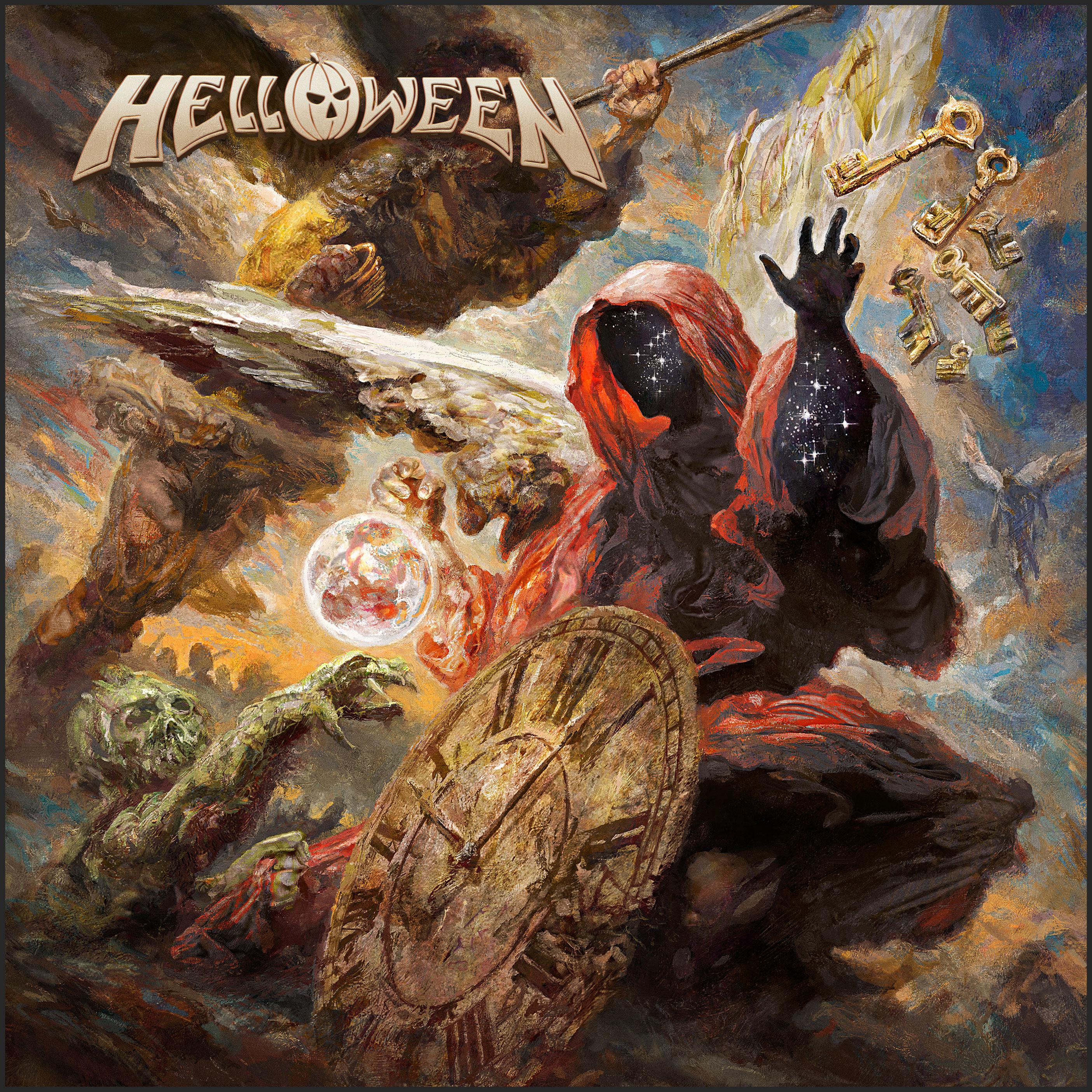 Portada Helloween