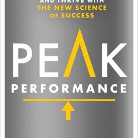 Peak Performance Book! Giveaways Galore!