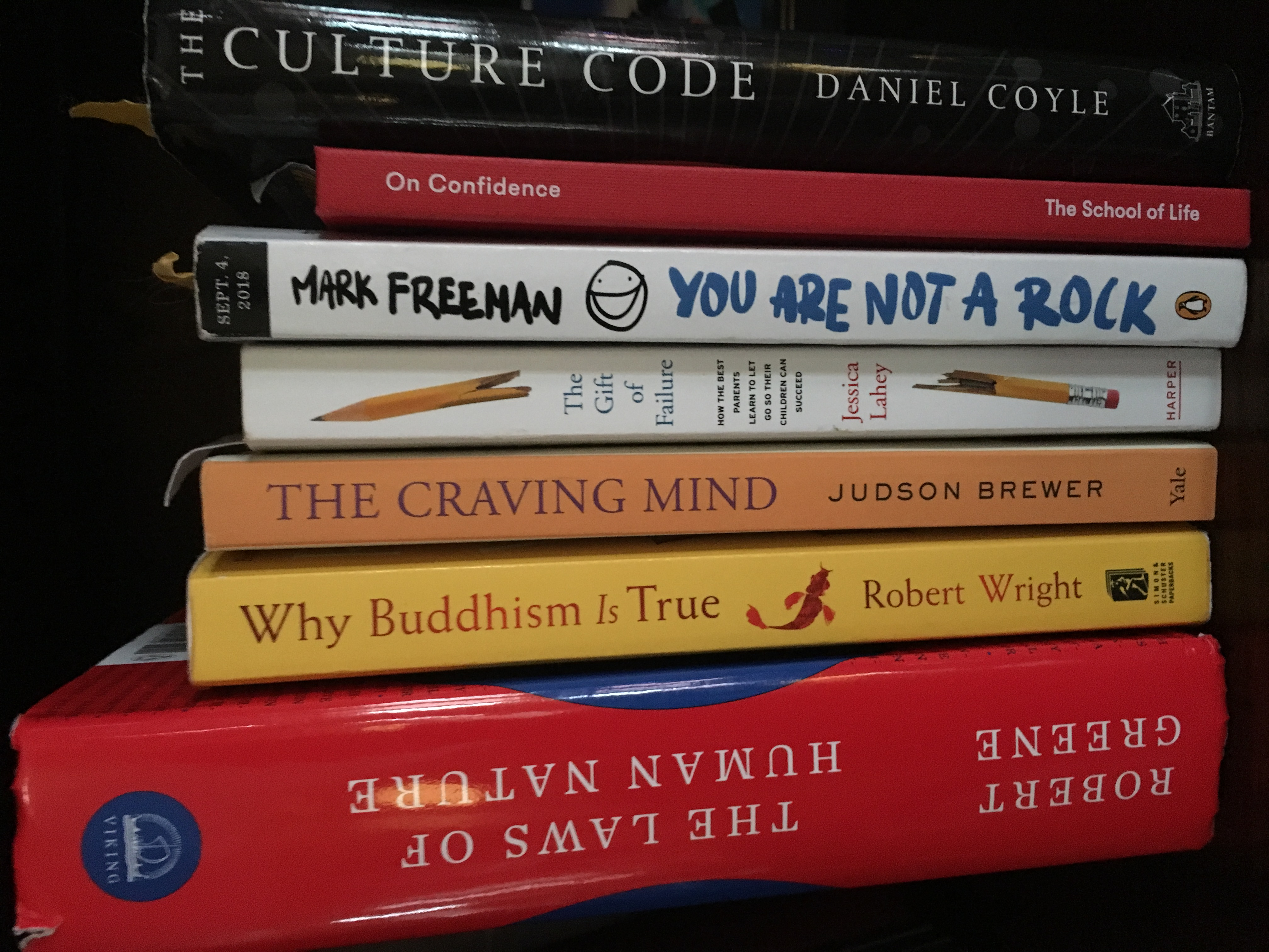 My Top Books of 2018   Science of Running