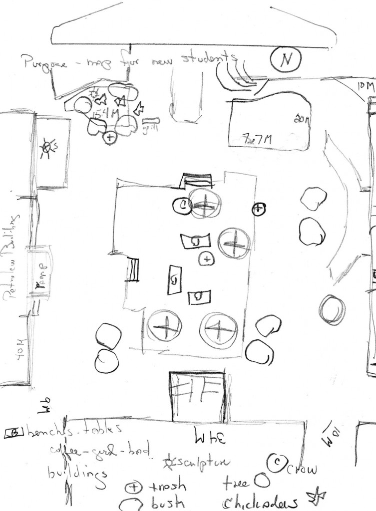 Sample Field Map Sketches : Montana Science Partnership