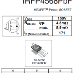 Reading and understanding datasheets