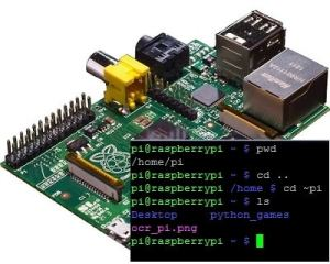 Raspberry Pi terminal commands