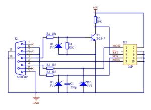 RS232_AVR_ISP