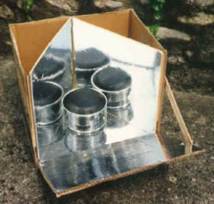How to Make a Solar Oven  Science Project Ideas