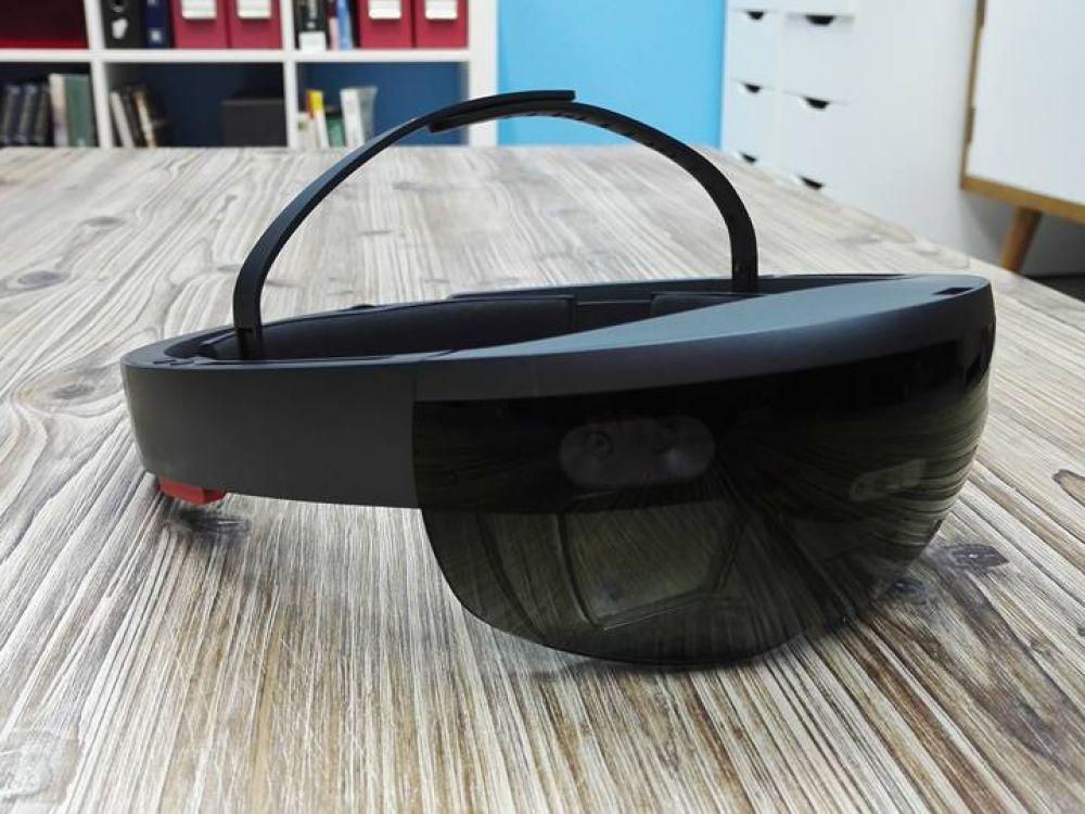Hololens de Microsoft  nous avons test le casque de ralit augmente  Sciences et Avenir