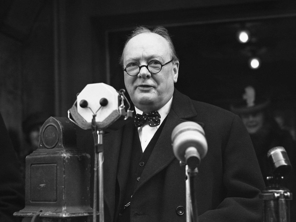 Quand Winston Churchill voquait la possibilit dune vie extraterrestre  Sciences et Avenir