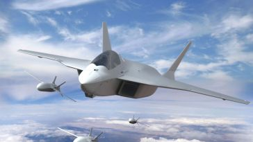 Accord sur le fil pour le Système de combat aérien du futur