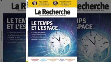 """Trimestriel La Recherche : """"le temps et l'espace"""""""