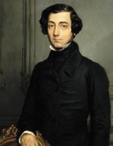 Alexis de Tocqueville par Théodore Chassériau, huile sur toile, 1850.