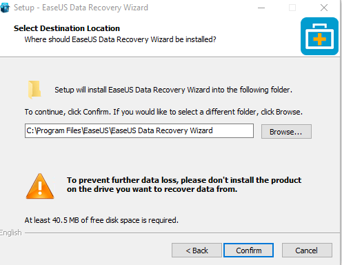 EaseUs data recovery. sciencetreat.com