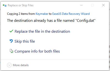 EaseUs data recovery. sciencetreat.com