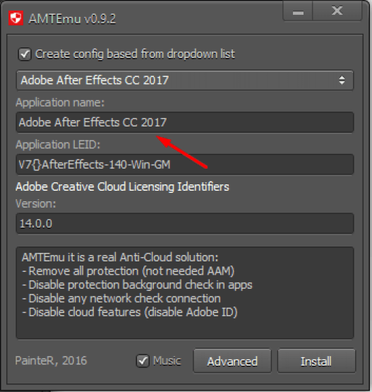 adobe after effect cc 2017- after effect