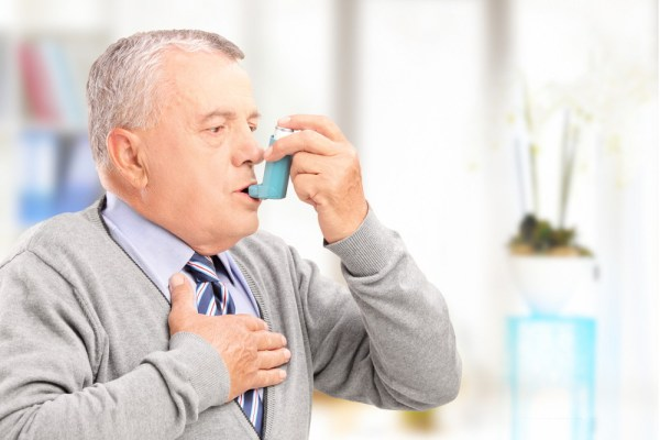 Asthma Old Man