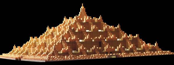 Piramidestad