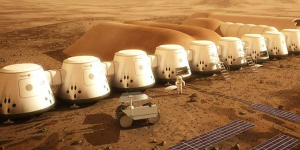 Afbeelding: Mars One.
