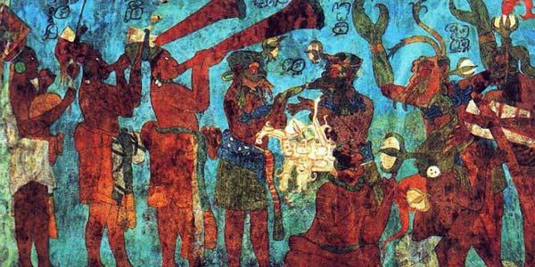 maya kunst